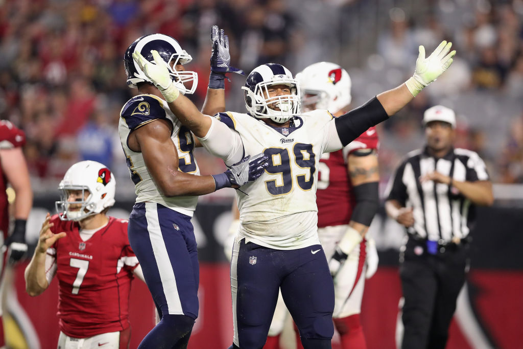Fancred Sports : Should the Rams be a 2018 NFC favorite? Don't bet