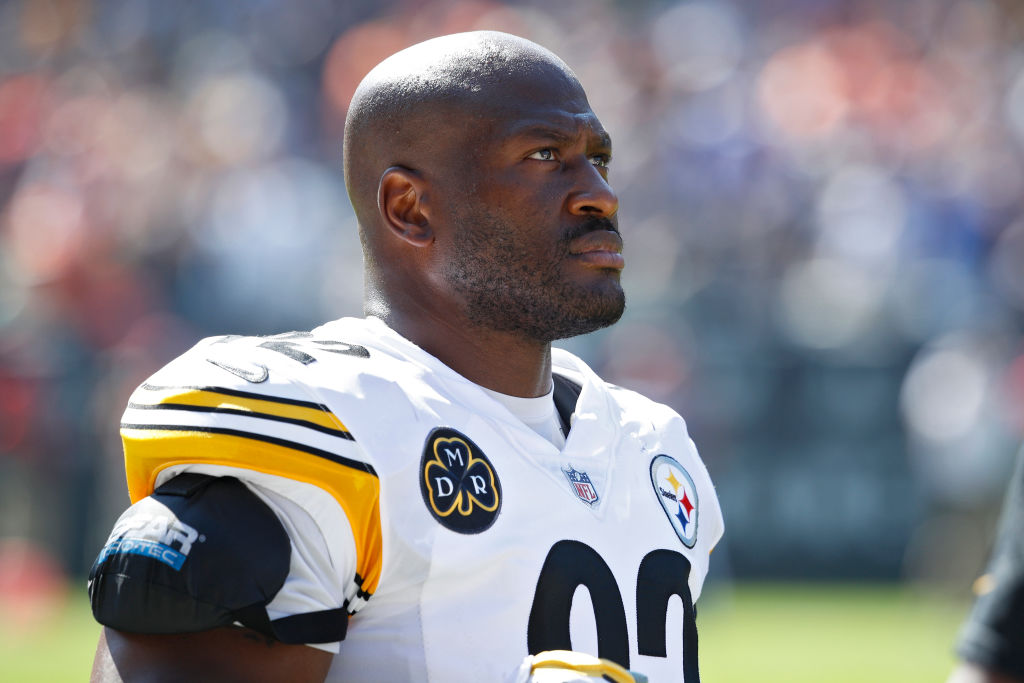 new styles 86a6e 19656 Fancred Sports : James Harrison could be the piece that ...