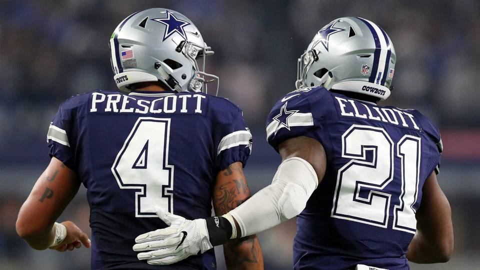 half off 71a33 ceded Fancred Sports : Dallas Cowboys 2018 Season Preview: Dak ...