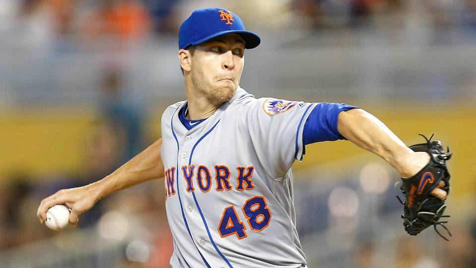 f3d700fbc47ee Fancred Sports   Inside Baseball MLB Notes  What the Mets wanted for Jacob  deGrom